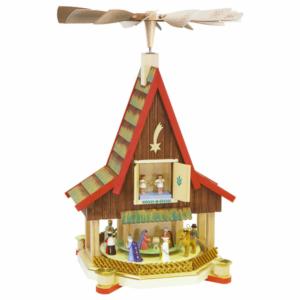 Adventshaus klein