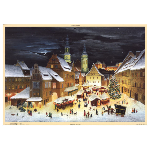 Adventskalender Pirna