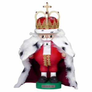 Nussknacker King George