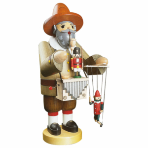 Räuchermann Puppenspieler