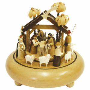 Spieldose Christi Geburt