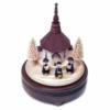 Spieldose Seiffener Kirche mit Kurrende