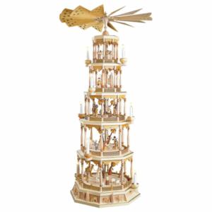 Weihnachtspyramide Christi