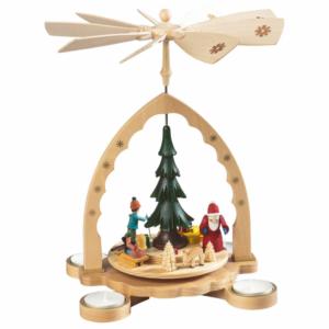 Weihnachtspyramide Weihnachtswald